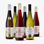 MIX vín, VINIUM, přívlastkové víno, jakostní odrůdové víno, hroznový mošt