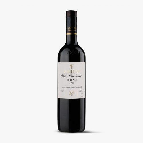 Neronet, červené víno, suché víno, VINIUM