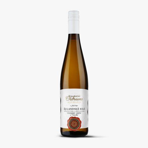 Rulandské bílé, bílé víno, VINIUM, Ostrovec
