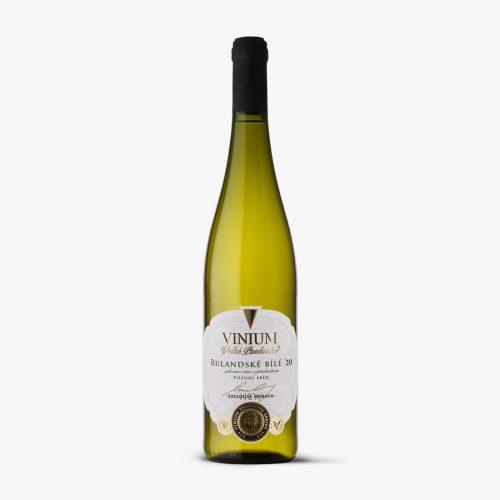 rulandské bílé, bílé víno, pozdní sběr, Vinium