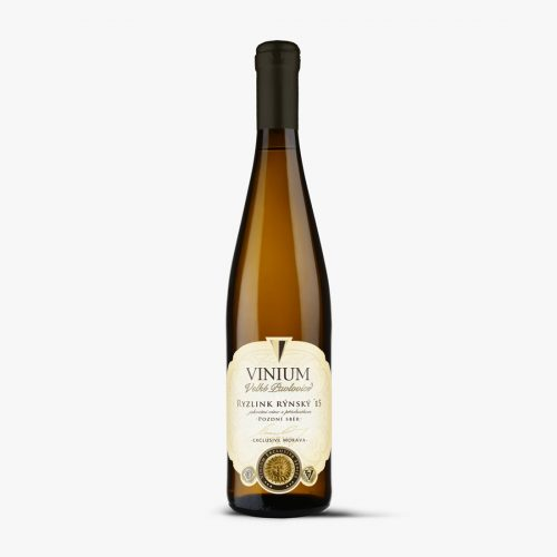 Ryzlink rýnský, kabinetní víno, VINUM, bílé víno