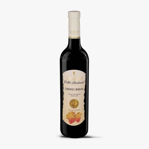 Cabernet Moravia 2014, archivní víno, VINIUM Velké Pavlovice