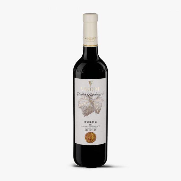 Frankovka 2011, VINIUM Velké Pavlovice, archivní víno